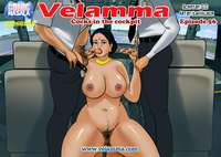 Velamma - Cocks in the cockpit - Episode 56