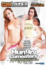 Hungry Cum Eaters 3